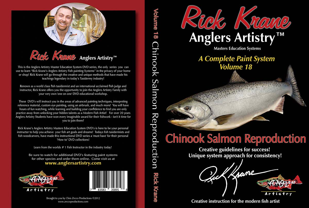 Volume 18 - Chinook ( King ) Salmon Reproduction